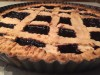 Crostata ai mirtilli con preparato mix frolla della revolution