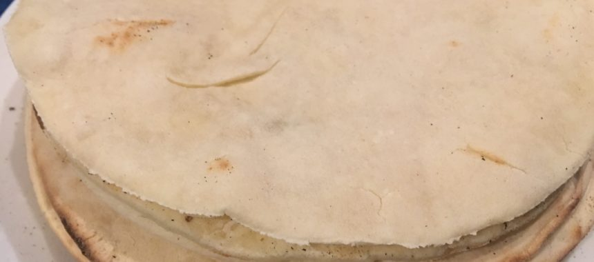 Tortillas con RoyalineFibra senza glutine